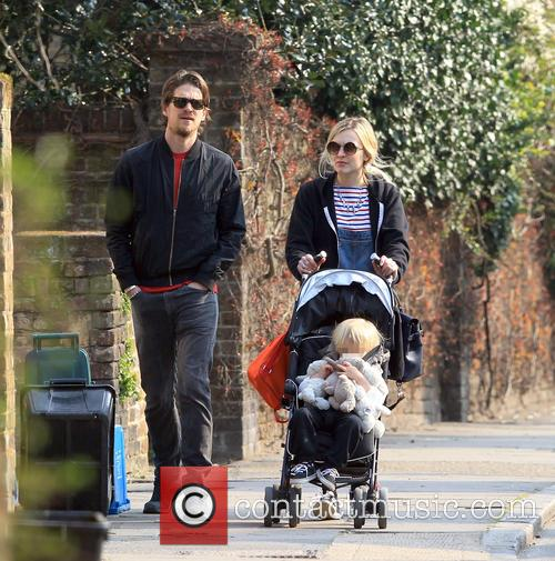 Fearne Cotton, Jessie Wood and Rex Wood 8