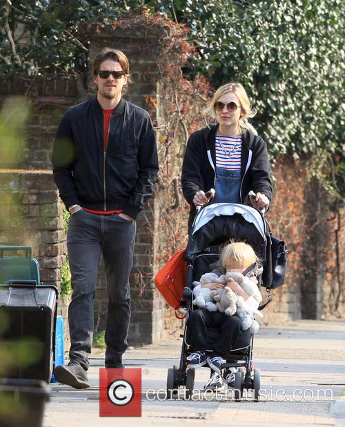 Fearne Cotton, Jessie Wood and Rex Wood 1