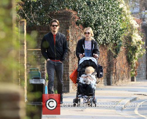 Fearne Cotton, Jessie Wood and Rex Wood 9