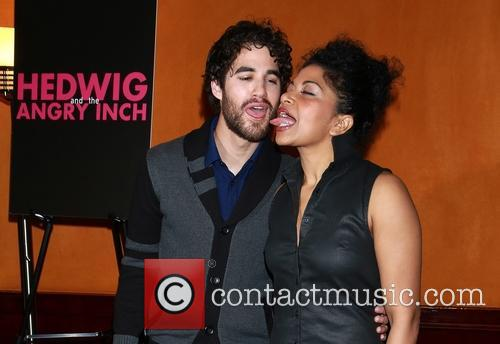 Darren Criss and Rebecca Naomi Jones 3