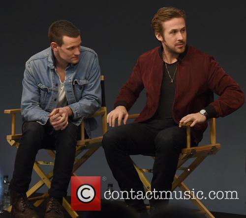 Ryan Gosling and Matt Smith 2
