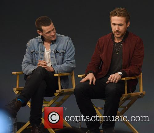 Ryan Gosling and Matt Smith 3