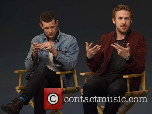 Ryan Gosling and Matt Smith 10