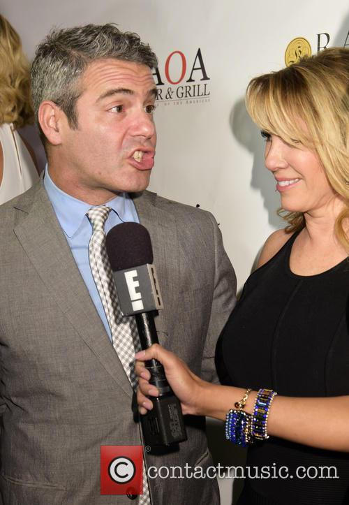 Andy Cohen and Ramona Singer 2