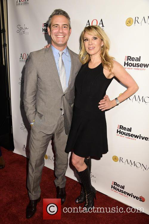 Andy Cohen and Ramona Singer 1