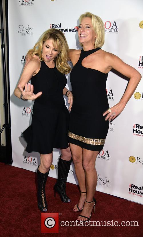 Ramona Singer and Dorinda Medley 6
