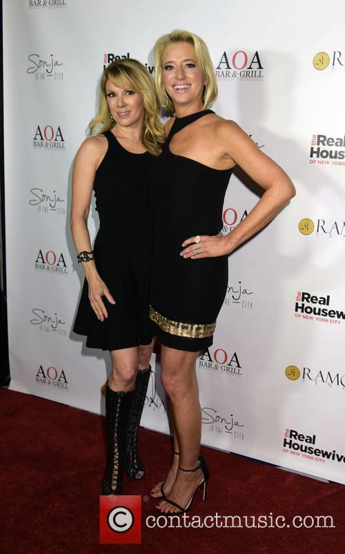 Ramona Singer and Dorinda Medley 7