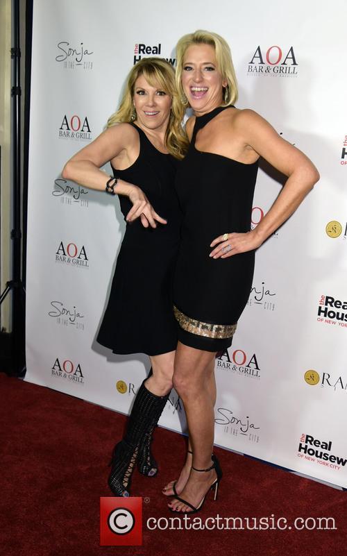 Ramona Singer and Dorinda Medley 8