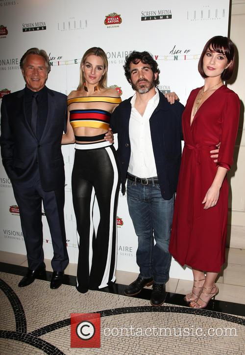 Don Johnson, Katie Nehra, Chris Messina and Mary Elizabeth Winstead 8