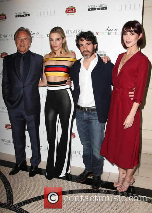 Don Johnson, Katie Nehra, Chris Messina and Mary Elizabeth Winstead 9