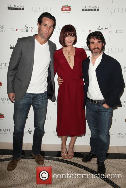 Matthew Del Negro, Mary Elizabeth Winstead and Chris Messina 6