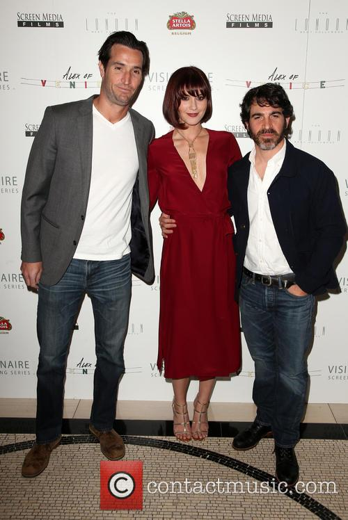 Matthew Del Negro, Mary Elizabeth Winstead and Chris Messina 7