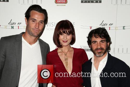 Matthew Del Negro, Mary Elizabeth Winstead and Chris Messina 9