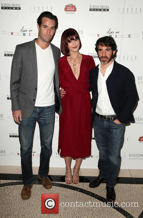 Matthew Del Negro, Mary Elizabeth Winstead and Chris Messina 1