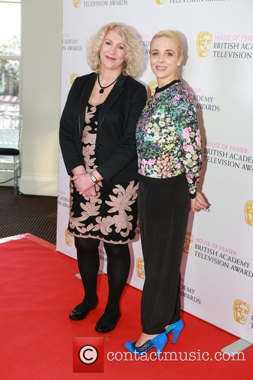 Anne Morrison and Amanda Abbington 1