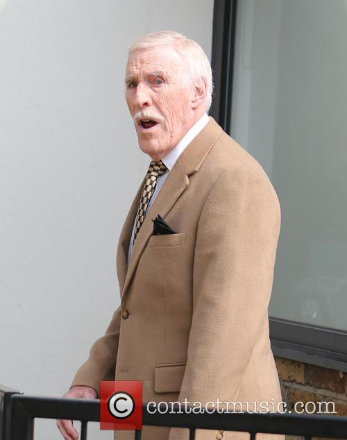 Sir Bruce Forsyth Pulls Out Of 'Strictly' Christmas Special
