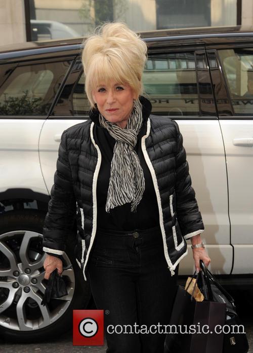 Barbara Windsor sighting at BBC Radio 2