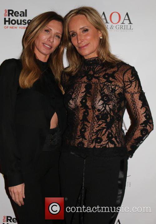 Carol Radzwill and Sonja Morgan 2