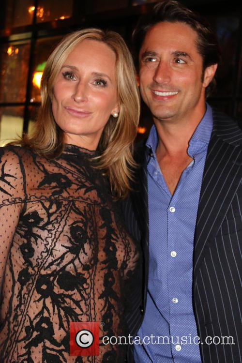 Sonja Morgan and Lorenzo Borghese