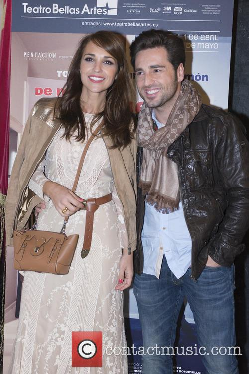 Bustamante and Paula Echevarría 7