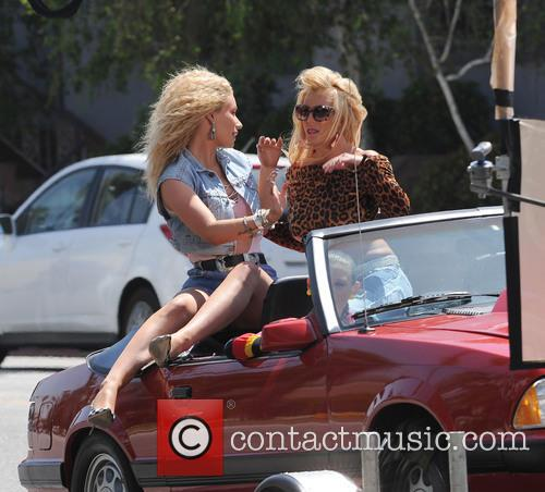 Iggy Azalea and Britney Spears 3