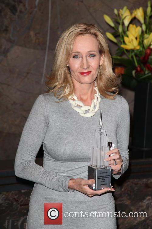 Potterheads, J. K. Rowling Has Something To Say To You