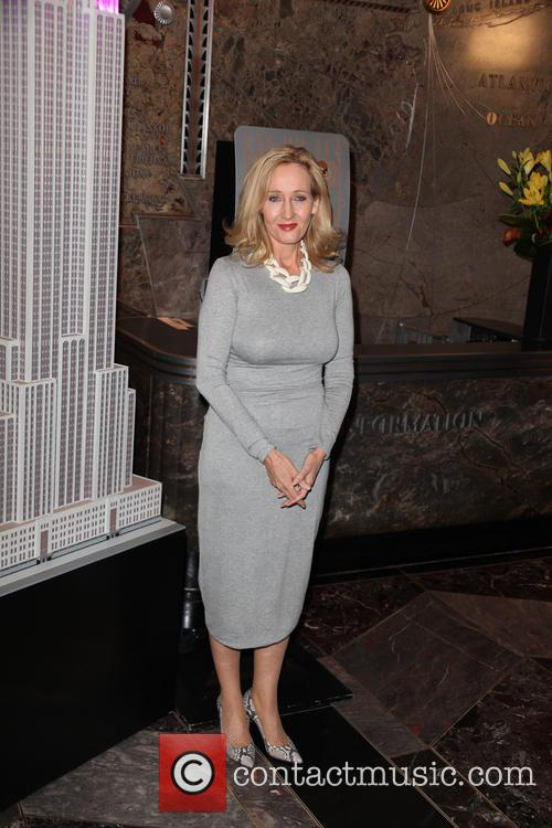 J.K. Rowling to illuminate the Empire State Building
