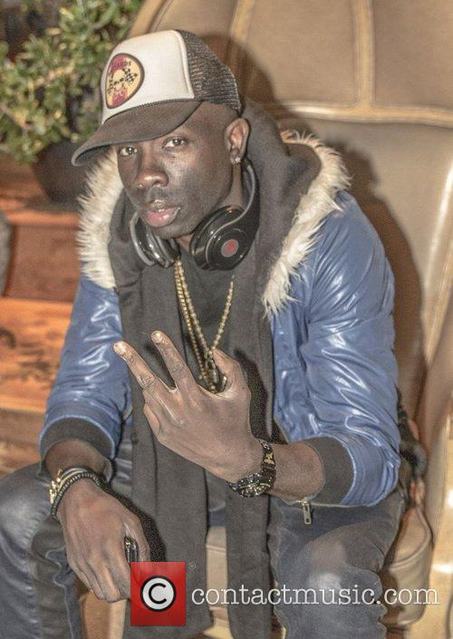Sam Sarpong, guest star on the latest episode...