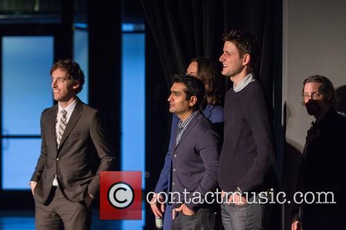 Thomas Middleditch, Kumail Nanjiani and Zach Woods 3