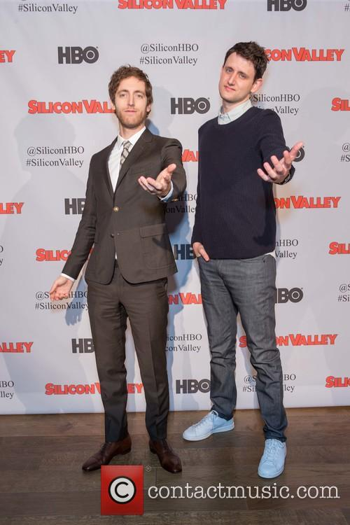 Thomas Middleditch and Zach Woods 6