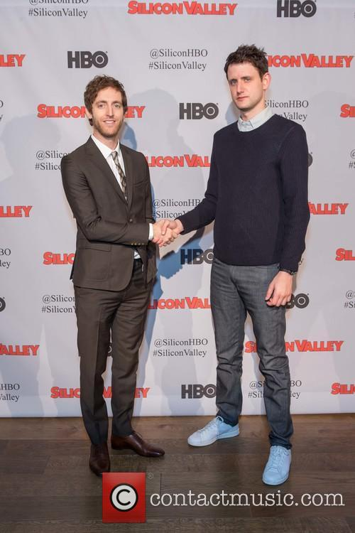 Thomas Middleditch and Zach Woods 7