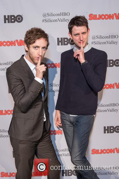 Thomas Middleditch and Zach Woods 8