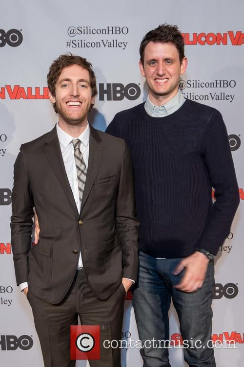 Thomas Middleditch and Zach Woods 1