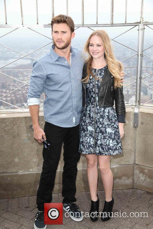 Scott Eastwood and Britt Robertson 5