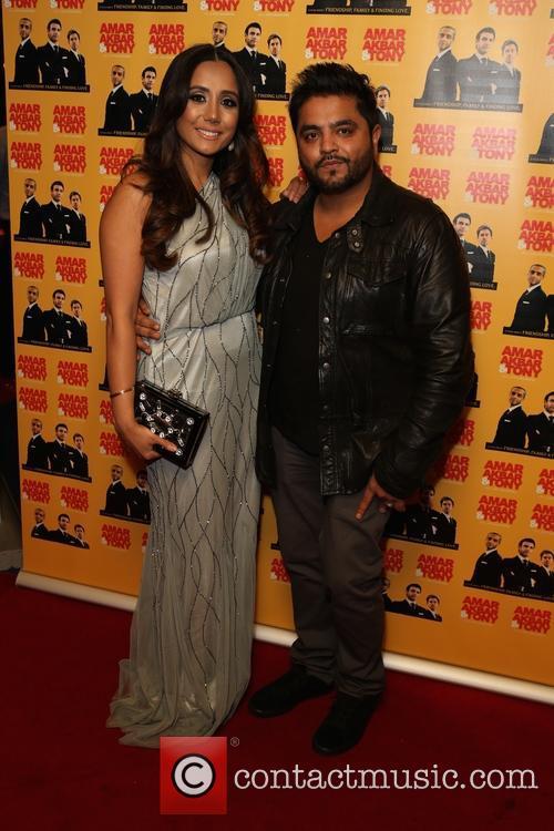 Manrina Rekhi and Rishi Rich 4