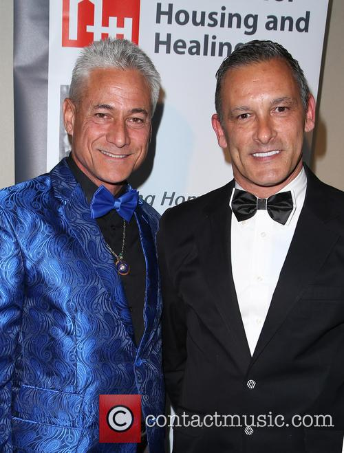 Greg Louganis and Johnny Chaillot 6