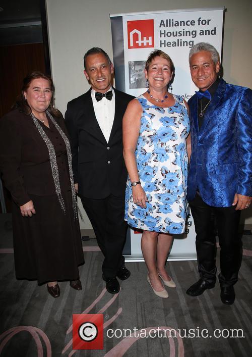 Johnny Chaillot, Linda Nonton and Greg Louganis 2