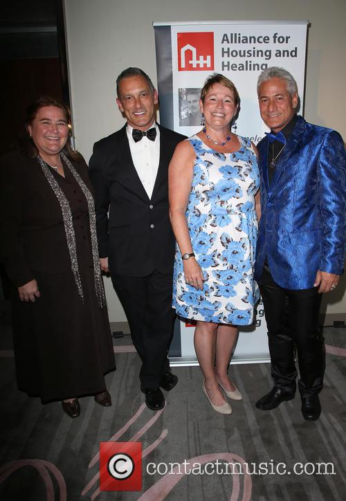Johnny Chaillot, Linda Nonton and Greg Louganis 3