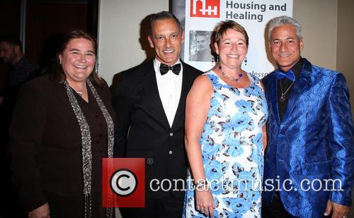 Johnny Chaillot, Linda Nonton and Greg Louganis 1
