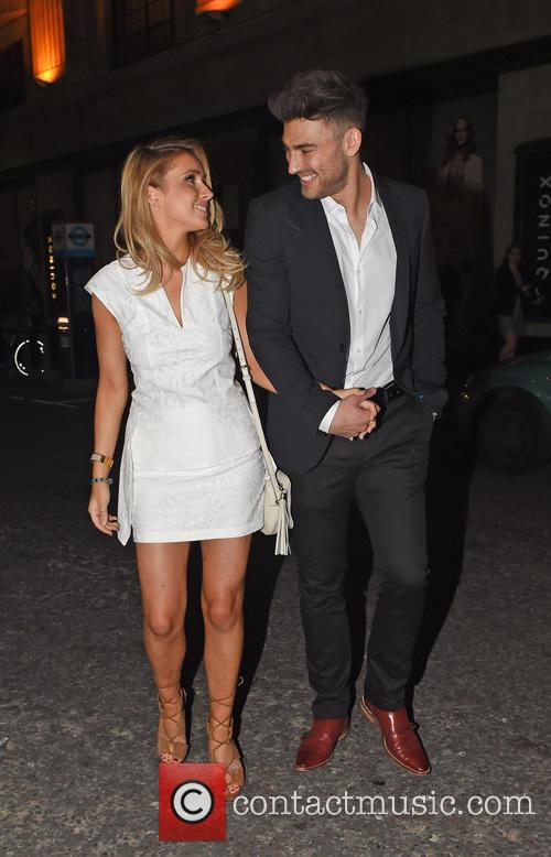 Jake Quickenden and Danielle Fogarty. 7