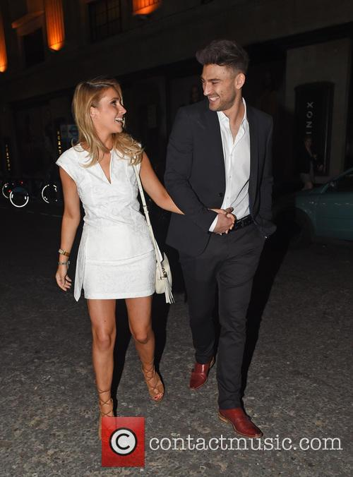 Jake Quickenden and Danielle Fogarty. 8