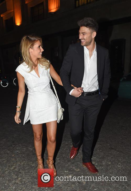 Jake Quickenden and Danielle Fogarty. 9