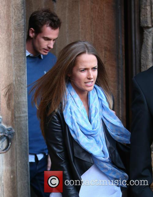 Kim Sears and Andy Murray 5