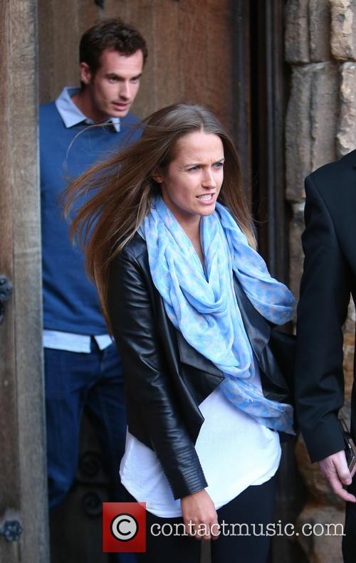 Kim Sears and Andy Murray 7