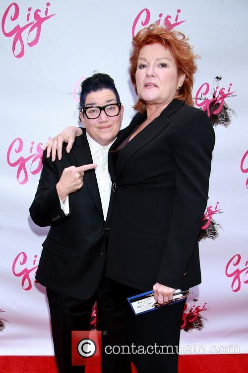 Lea Delaria and Kate Mulgrew 3
