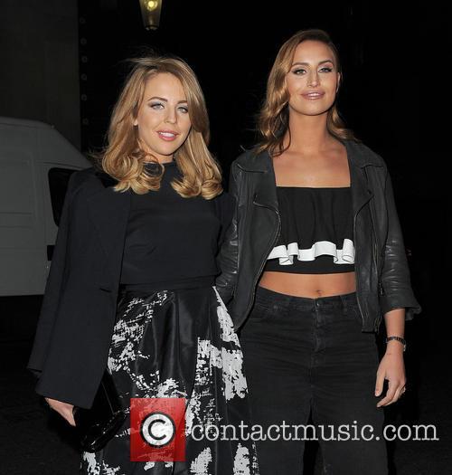 Lydia Bright and Ferne Mccann 6