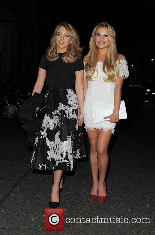 Lydia Bright and Ferne Mccann 8