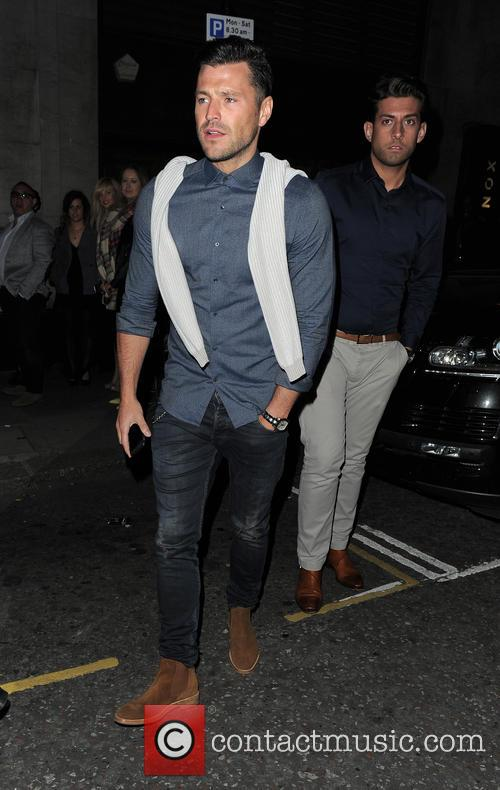 Mark Wright and James Arch 2
