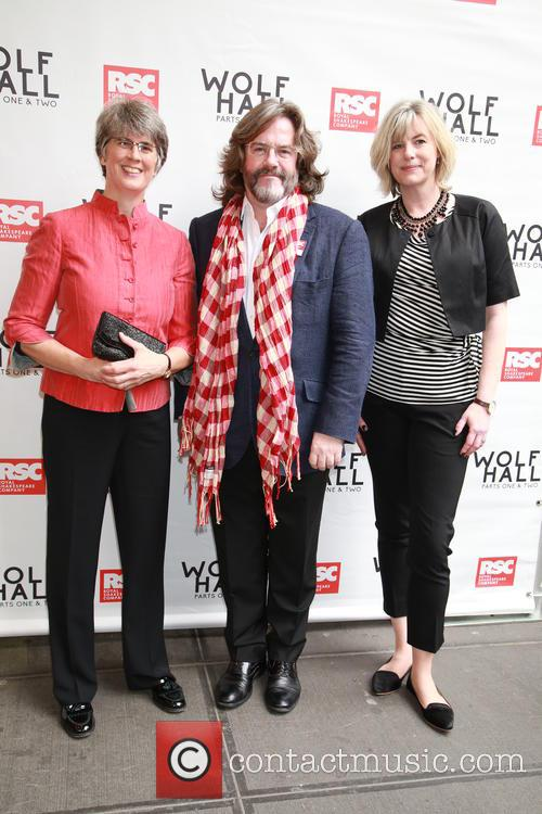 Catherine Mallyon, Gregory Doran and Guest 4