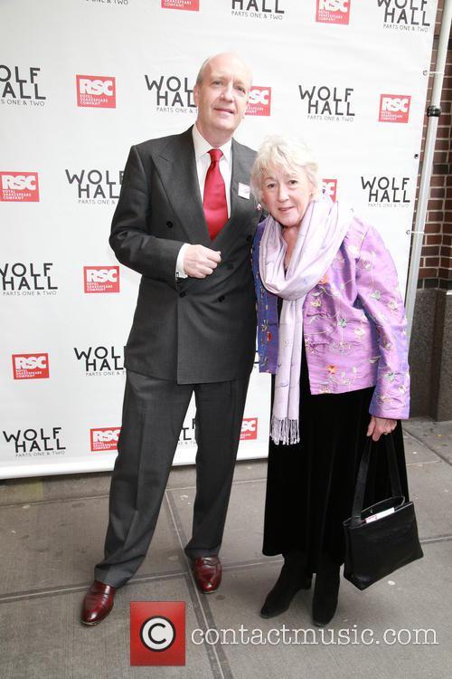 Nigel Hagill and Lady Susie Sainsbury 2